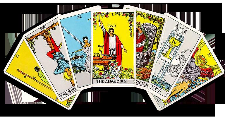 Jasnovidectví karty tarotové