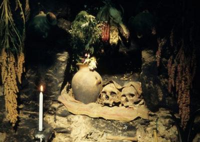 Současný kult předků v Perú
