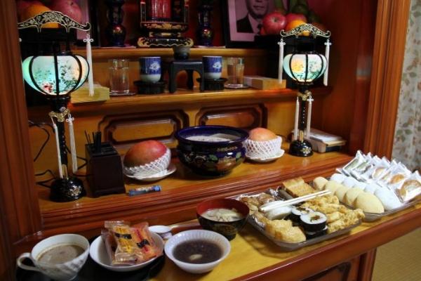 Svátek předků O-bon je největším svátkem Japonců