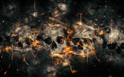 Temní duchové předků a prokleté domy